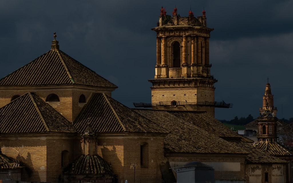 Iglesia de San Pablo y Santo Domingo - Écija - Sevilla - España.