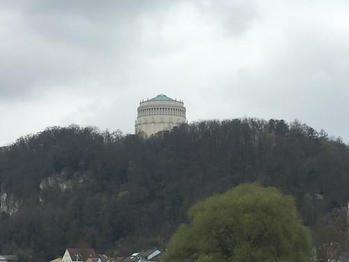 07 - Befreiungshalle Kelheim - Donaufahrt zum Kloster Weltenburg
