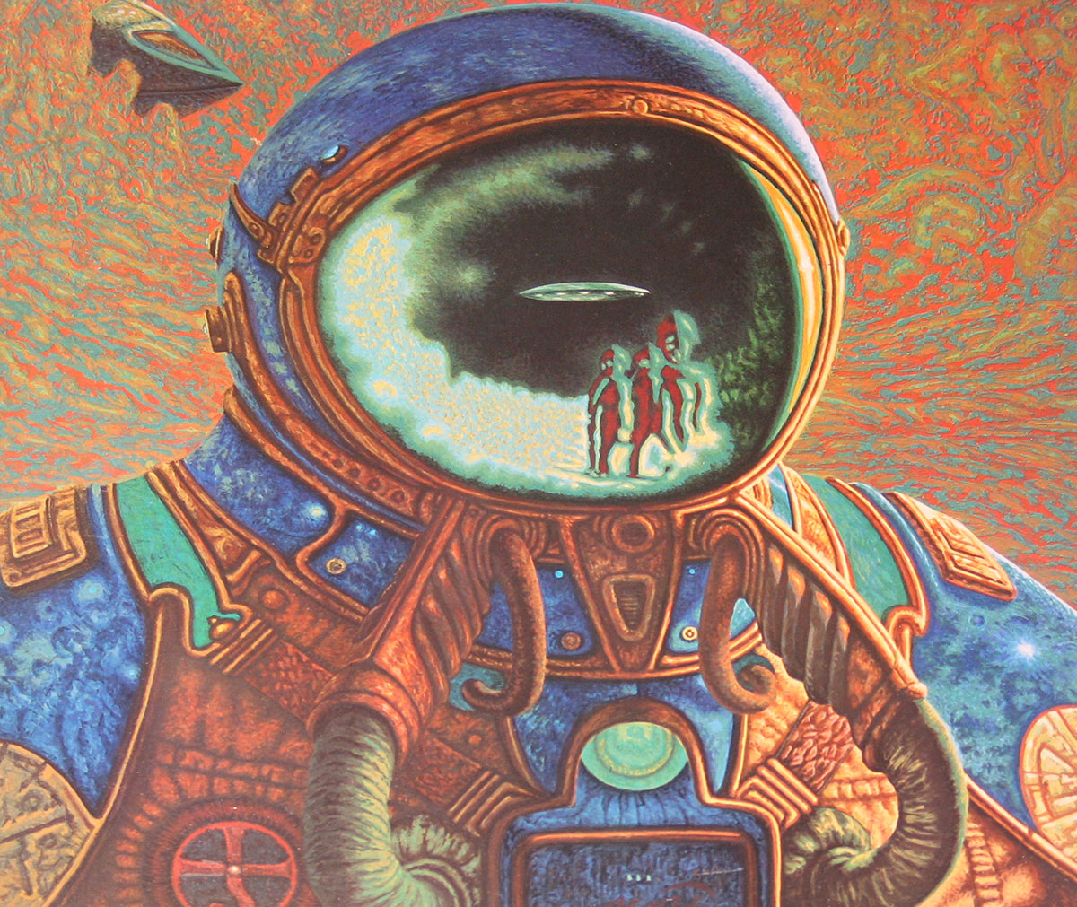 Blue Oyster Cult Extraterrestrial LIVE 2LP