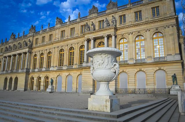 Versailles, Paris, France...