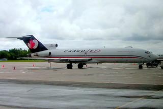 C-GUJC   Boeing 727-260F [21979] (CargoJet Airways) Montreal-Mirabel Int'l~C 16/06/2005