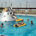 Water Egress Procedures Practice with Apollo 1 Prime Crew - Ellington AFB, TX by NASA on The Commons