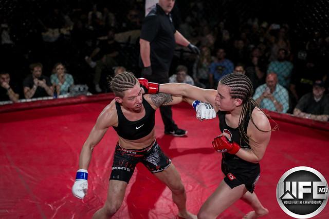WFC 101 3/21/19 MMA at Cypress Bayou Casino