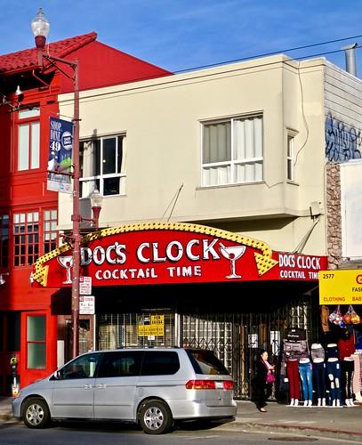 Doc's Clock, San Francisco, CA