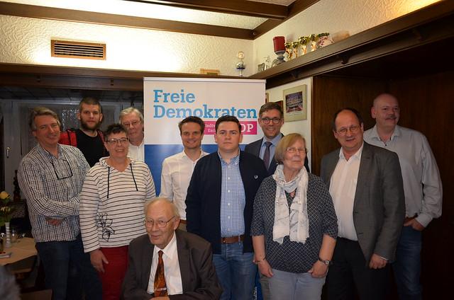 Ortsparteitag der FDP Eschweiler am 01.04.2019