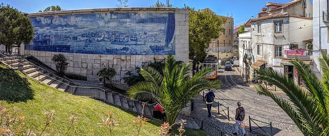 Miradouro de Santa Luzia