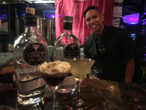 Ramsbury Single Estate Cocktail Competition, Brewery at the Palace | by beingjellybeans