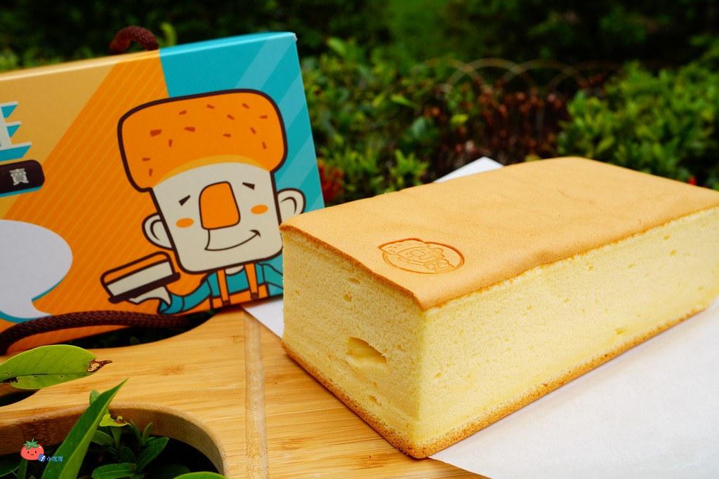 2019台北母親節蛋糕推薦大吉先生戚風蛋糕