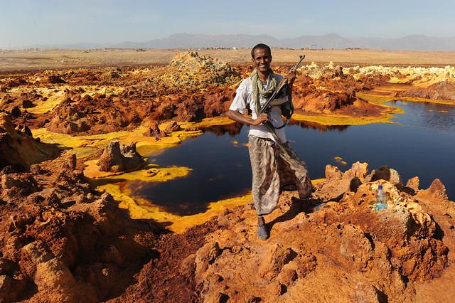 Danakil, Ethiopia