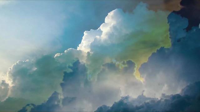 050212 - Nebraska Sunset Thunderheads (Part 2)