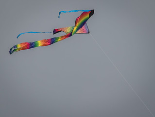 Kite @ Devil's Dyke