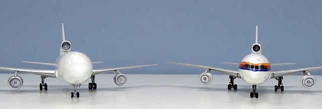 Lockheed L-1011 Tristar 500 NG vs Dragon Wings