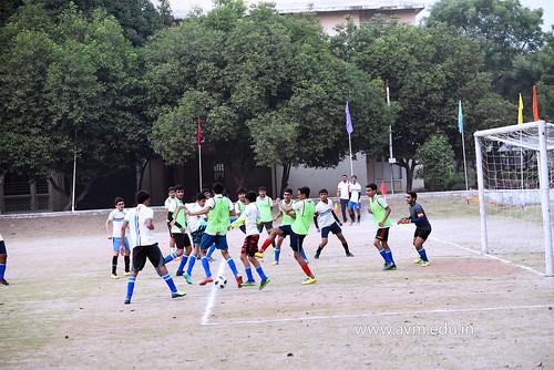 Inter House Football Competition 2018-19 8 (19) | by Atmiya Vidya Mandir