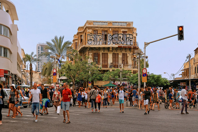 Tel Aviv / Allenby Street