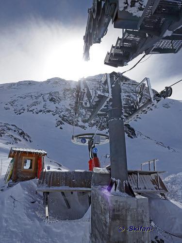 TS Glacier: Gare amont | by -Skifan-