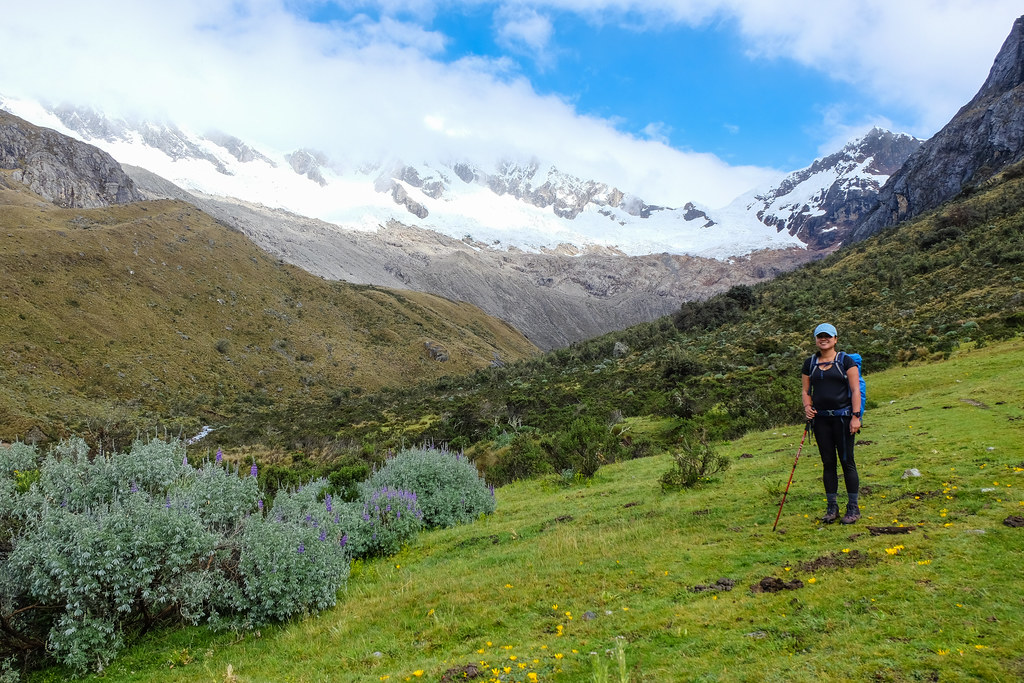 Santa Cruz Trek, Huascaran, Peru
