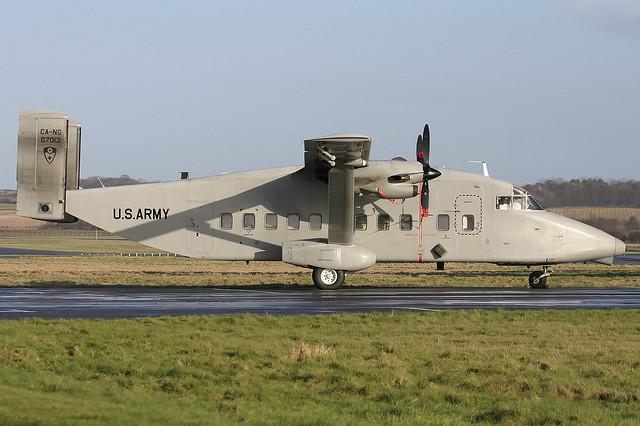 Short C-23C Sherpa 90-07013 1106th AVCRAD / CA ARNG