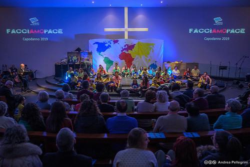 FACCIAMO PACE: capodanno al Sermig