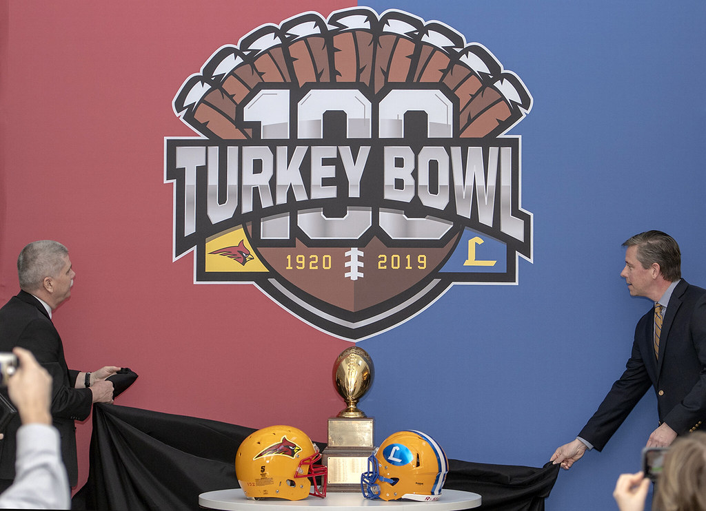 Turkey Bowl 100 Press Conference