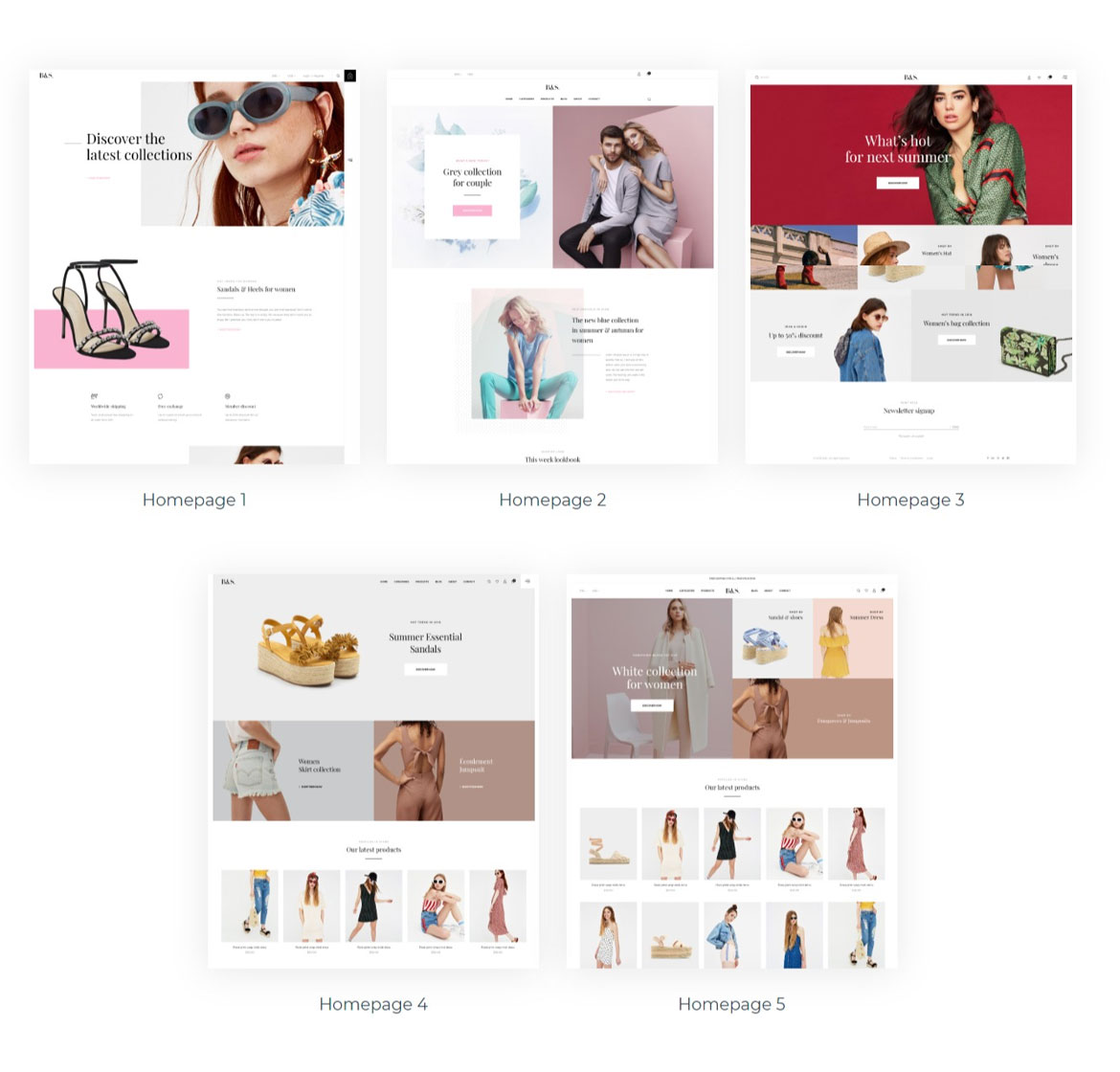 multi-homepage-clothes-and-accessories-theme