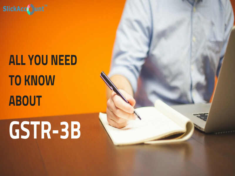 All you need to know about GSTR 3B filing