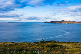 The beautiful coast of the West Highlands of Scotland.