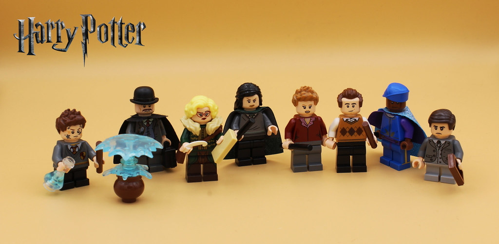 Harry Potter Figs