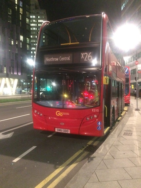 London Central (GA) • E215 • SN61DDO