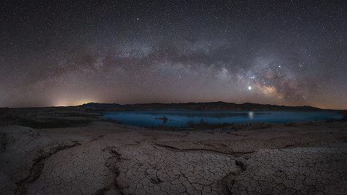 Stewarts Point Milky Way Pano | by Mike Ver Sprill - Milky Way Mike