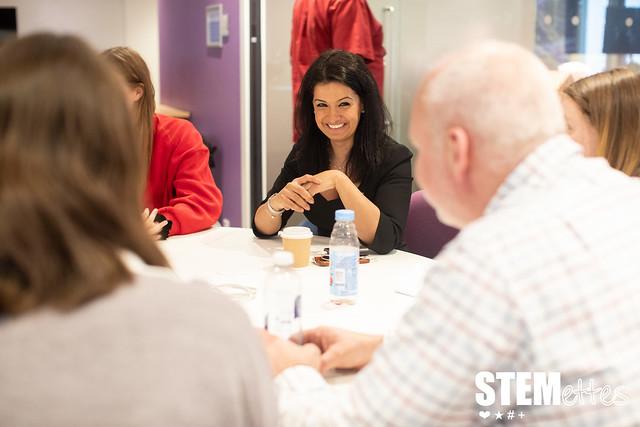 Meet the STEMettes @BT