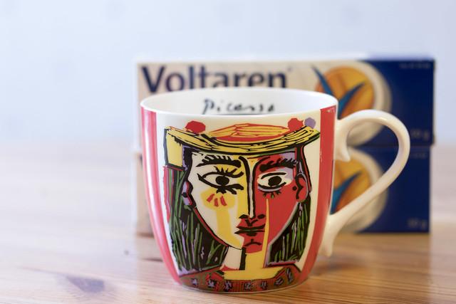 Picasso & Voltaren®