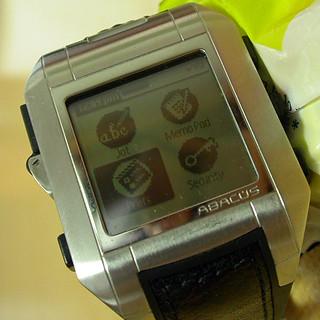 Fossil Wrist PDA | by Cerro Paranal