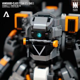 Vanguard-class Titan (FS-1041) | by Messymaru
