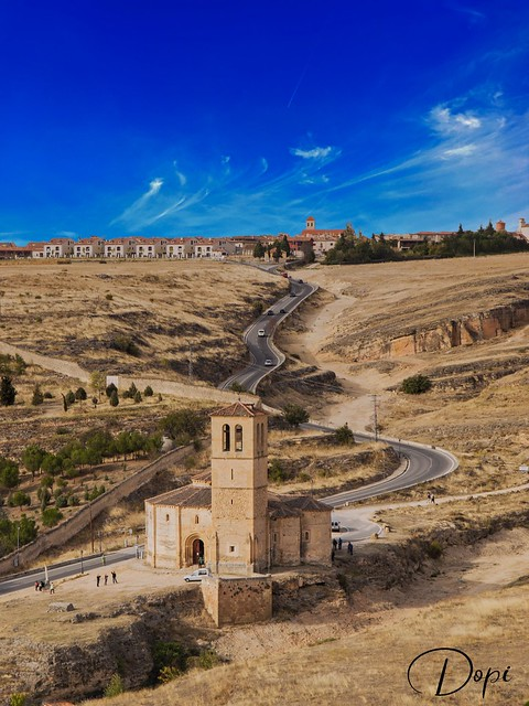 27-03/365_Iglesia de la Vera Cruz (Segovia)