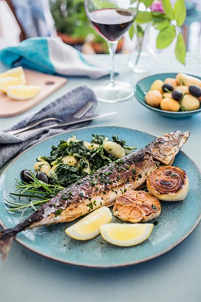 23 Sea Food
