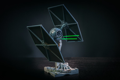 Bandai 1/72 TIE Fighter | by Marcelo David