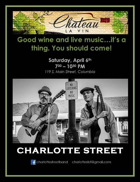 Charlotte Street 4-6-19