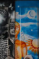 Funchal Citty Graffity woodoo
