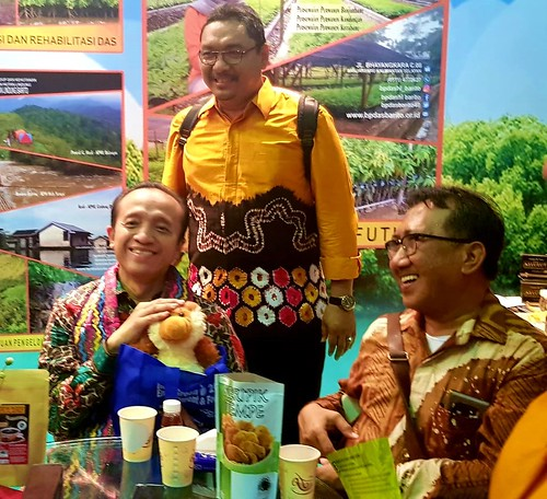 Meriahkan Indogreen Environment and Forestry Expo 2019 (02)