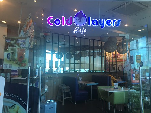 Cold Layers Cafe, Fisher Mall | by beingjellybeans