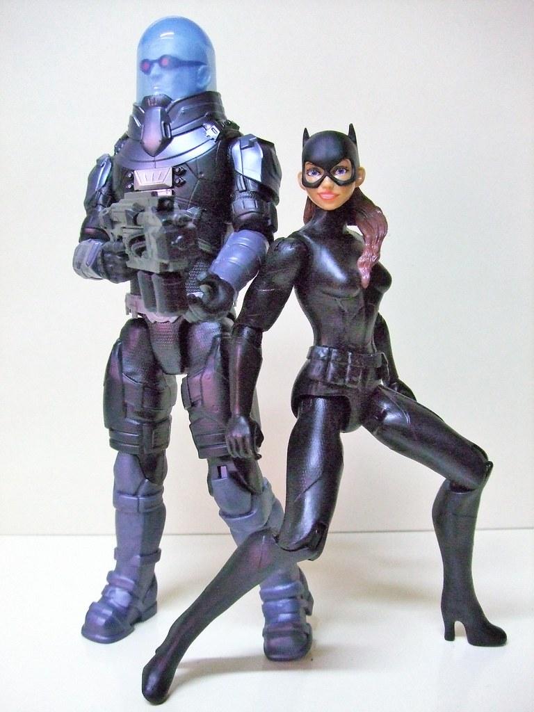 Batgirl og Batman dating profilbilde for datingside