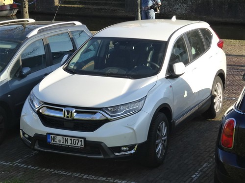 2019 Honda CR-V Photo