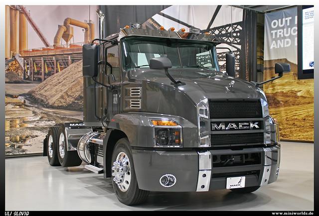 Mack Anthem 62T Daycab