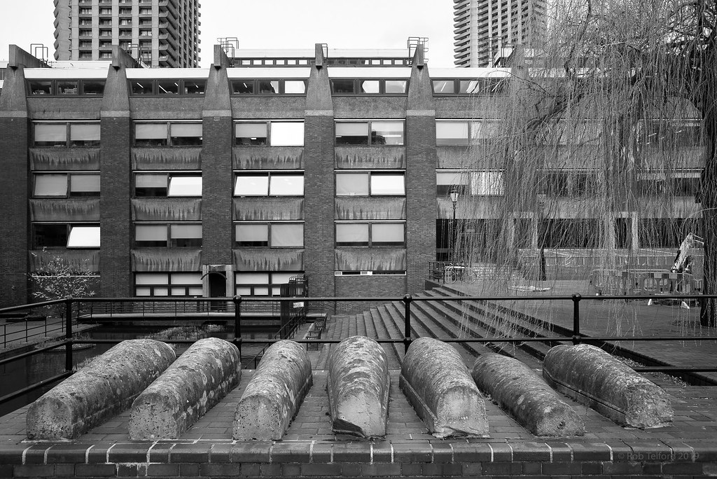 St Giles Terrace City Of London School For Girls Flickr