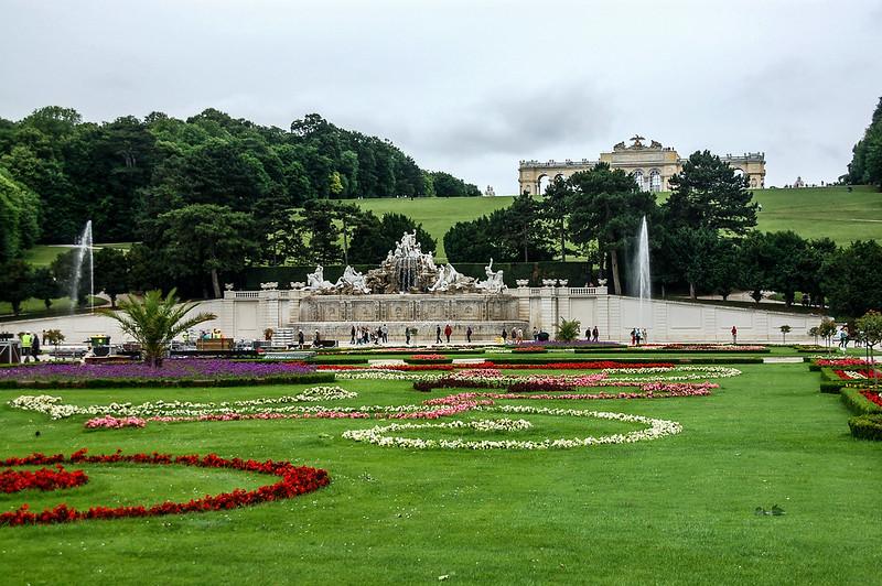 熊布朗宮皇家花園 1