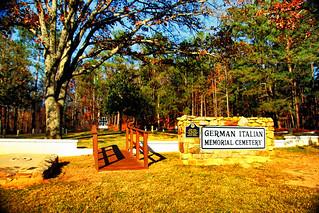 Day 9. The German Italian Memorial Cemetery