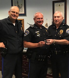 Congratulations to Lt. Sam Alexander | by speedwaycommunitypolicing