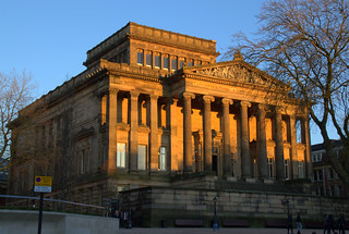 Sunlit Harris Museum in Preston | by Tony Worrall