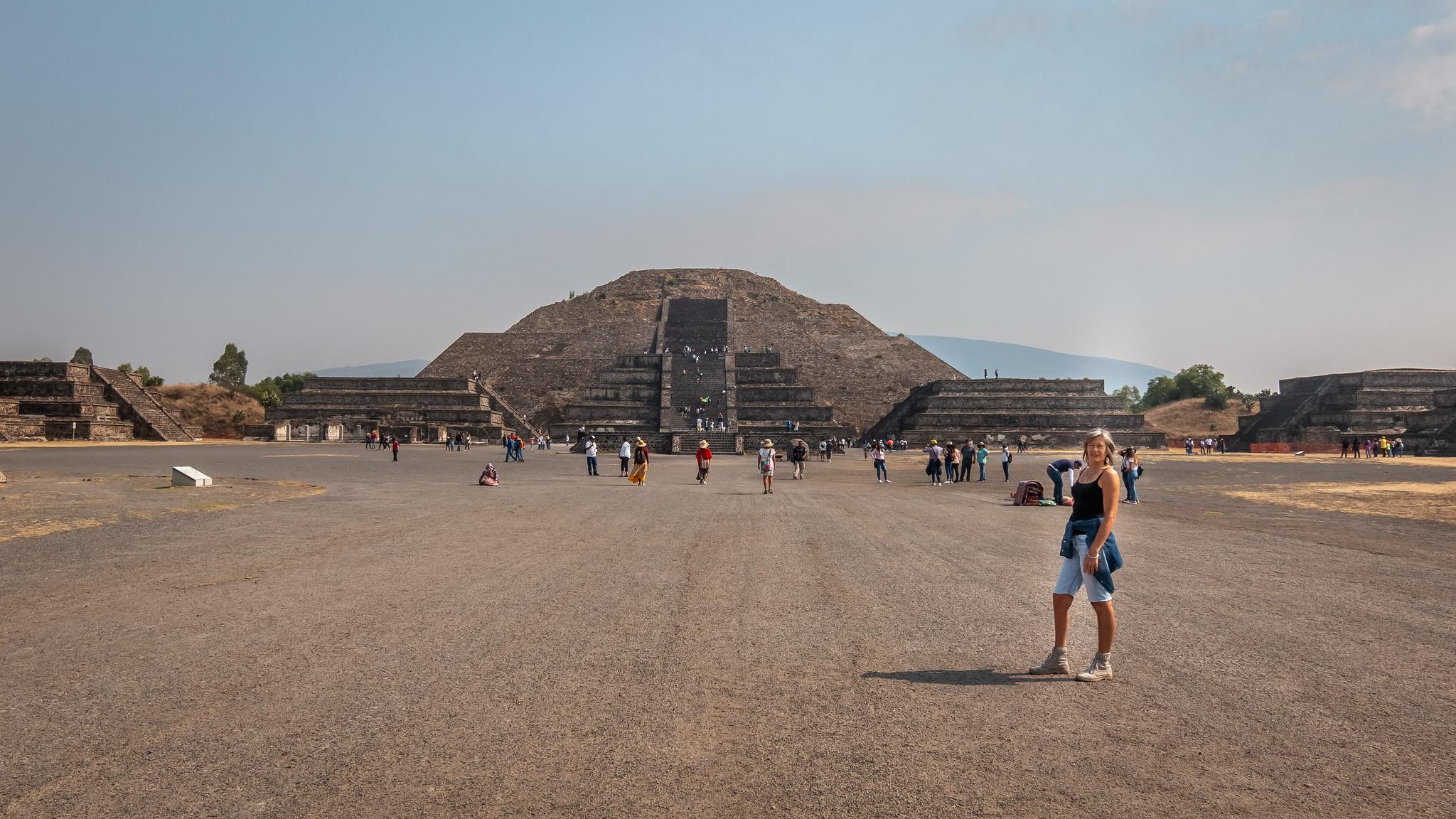 Teotihuacan - Mexico - [Mexique]