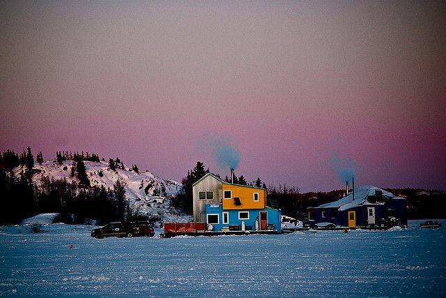 best places to visit in North West Territories